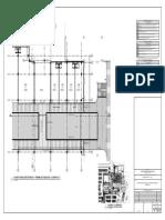 d1-2 - Planta Arquitectonica y Trama de Pisos n2 - Cuerpo d1