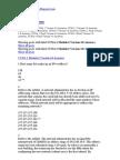 CCNA 1 Module 6 Version 4.0 Answers