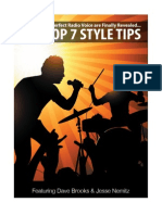 Top 7 - Style Tips