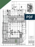 d0-2 - Planta Arquitectonica y Trama de Pisos n2 - Cuerpo d