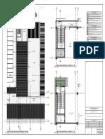 c1-3 - Planta Arquitectonica de Techos - Cuerpo c1