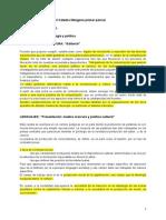 Resumen comunicación II modulo 1 primer parcial