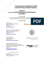 Princeton Biorefinery Project Final Report Vol. 2