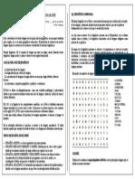 hoja de aplicación - multilinguismo en el Perú