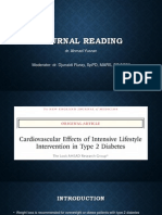Jurnal Reading Lifestyle Intervention