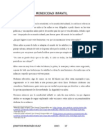 ENSAYO- Mendicidad Infantil[1]