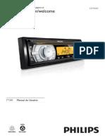 Manual Radio Phillips