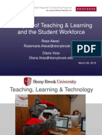 The Cycle of Learning and Teaching and a Student Work Force (214753987)