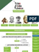 Filosofos Presocraticos