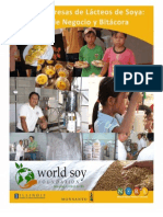 Soy Dairy Workbook Sp