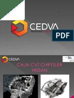 Caja Cvt Nissan y Chrysler