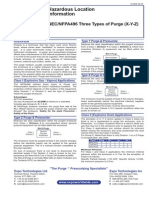 NEC_NFPA 496 Three Types of Purge (X-Y-Z)