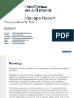 Market Landscape Report - F5 sessie