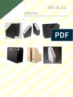 Catálogo Productos BIO