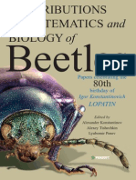 Contributions to Systematics and Biology of Beetles (Konstantinov Et Al., 2005)