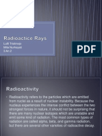 Radioactive Rays