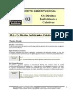 CNT 03 - Os Direitos Individuais e Coletivos