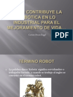 Ppt Robotica Industrial