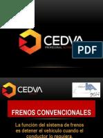 FRENOS CONVENCIONALES