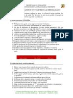 TEST PARA UBICACIÓN DE ESTUDIANTES EN LAS ESPECIALIDADES 2