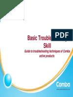 7-0 Basic Active Product Troubleshooting Skill