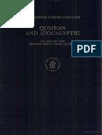 Florentino Garcia Martinez - Qumran and Apocalyptic, Studies on the Aramaic Texts from Qumran cópia 2