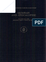 Florentino Garcia Martinez - Qumran and Apocalyptic, Studies on the Aramaic Texts from Qumran cópia 2