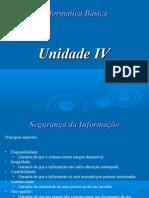 04 Informática Básica 04 - Segurança