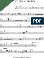 Soneros de Bailadores ( Trompeta 1 )
