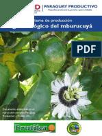 Sistema de Produccion Agroegologico Del Mburucuya