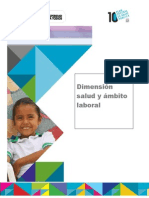 Dimension Salud Ambitolaboral