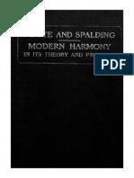 Modern Harmony in i 002690 Mbp
