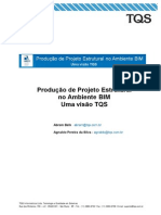 Projeto Estrutural No Ambiente BIM TQSABECE
