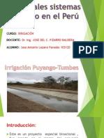 1° trabajo de irrigacion