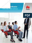 Training and Certification of Huawei