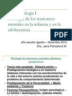 3° Clase. Patología infantil etiologías