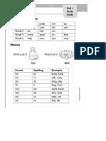 Unit1 Study Guide