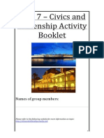 activity booklet 1