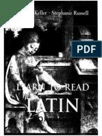 37 Learn to Read Latin Workbook