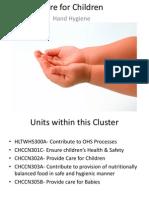 Care for Children Hand Hygiene