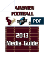 2013 Media Guide