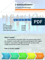 Presentation Marketing