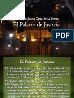 Obras de Santa Cruz de La Sierra