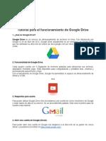 Manual Google Drive