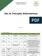 Original Guia de Interacoes Medicamentosas