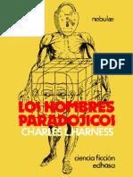 Harness, Charles L. - Hombres paradójicos