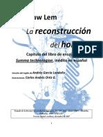 S.Lem-Reconstrucción.del.Hombre(Cap.Summa.Tec)-INEDITO