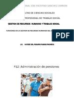 EL SISTEMA PÚBLICO DE PENSIONES