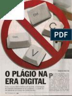 O Plágio na Era Digital - Revista Veja