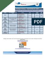 EDW Beginner Schedule - 719511